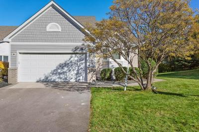 Eden Prairie, Chanhassen, Chaska, Carver Condo/Townhouse For Sale: 10608 Kiawah Drive #E-4