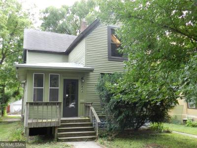 Saint Paul Multi Family Home For Sale: 832 Armstrong Avenue