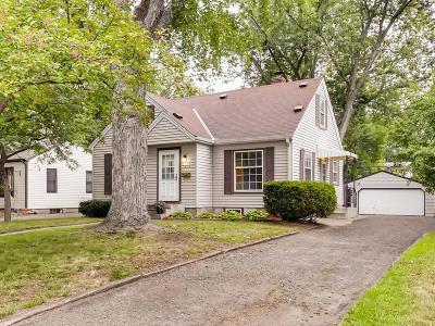 Richfield Single Family Home For Sale: 7509 Colfax Avenue S