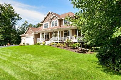 Ham Lake Single Family Home Contingent: 3611 140th Avenue NE