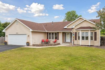 Eagan Single Family Home For Sale: 3812 Blackhawk Ridge Place