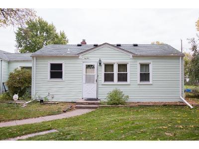 Single Family Home For Sale: 6280 Edgewood Avenue N