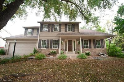 Lakeville Single Family Home For Sale: 8851 163rd Street W