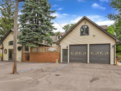Saint Paul Single Family Home For Sale: 1530 Point Douglas Road S