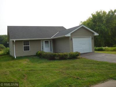 Braham Single Family Home Contingent: 307 2nd Street SE