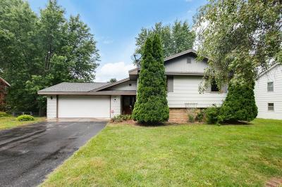 Brooklyn Center Single Family Home For Sale: 4510 Kathrene Drive