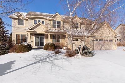 Eagan Single Family Home For Sale: 4629 Summit Pass