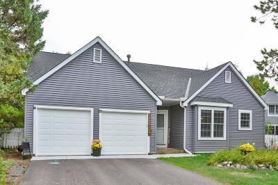 Eden Prairie Single Family Home For Sale: 13981 Wellington Drive