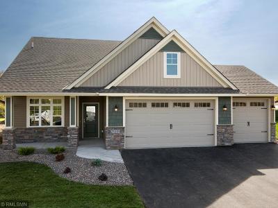 Hugo Condo/Townhouse For Sale: 4869 Prairie Trail N