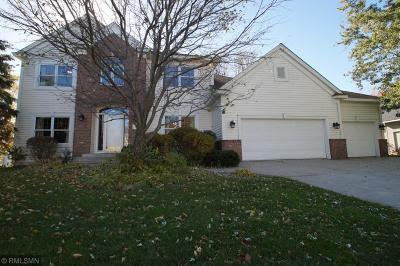 Mahtomedi Single Family Home For Sale: 406 Barrington Place