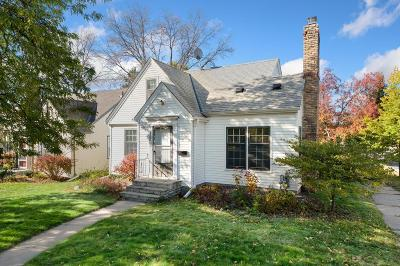 Minneapolis MN Single Family Home For Sale: $264,900
