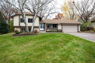 Eagan MN Single Family Home For Sale: $294,500