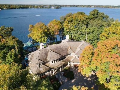 Wayzata MN Single Family Home For Sale: $7,200,000