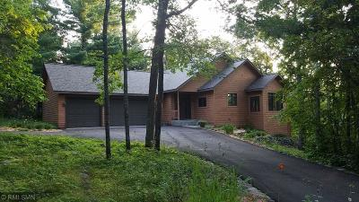 Nisswa Single Family Home For Sale: 24172 Aspen Drive