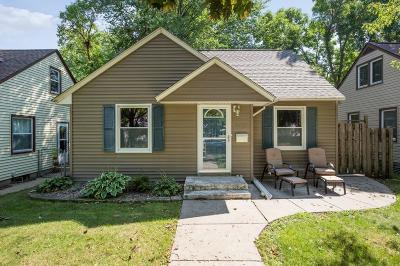 Saint Louis Park Single Family Home Contingent: 2713 Georgia Avenue S
