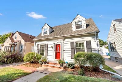 Minneapolis Single Family Home For Sale: 5536 Dupont Avenue S