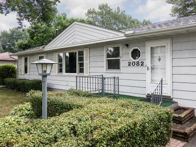 Eagan Single Family Home Contingent: 2082 Diffley Road