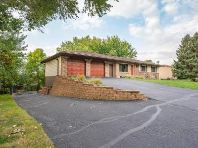 Shakopee Single Family Home For Sale: 712 11th Avenue E