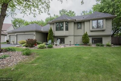 Eagan Single Family Home For Sale: 1503 Palomino Trail