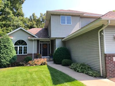 Wyoming Single Family Home Contingent: 25419 Greenwood Court