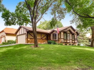 Robbinsdale Single Family Home Sold: 4400 Shoreview Road