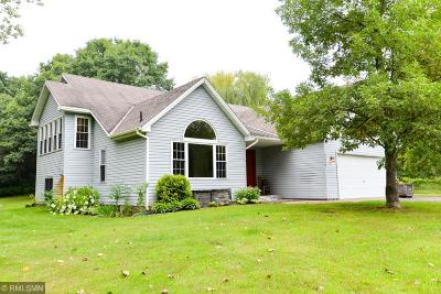 Sherburne County Single Family Home For Sale: 31512 104th Street