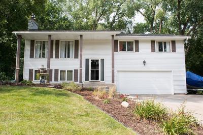 Burnsville Single Family Home Contingent: 15108 Stevens Avenue