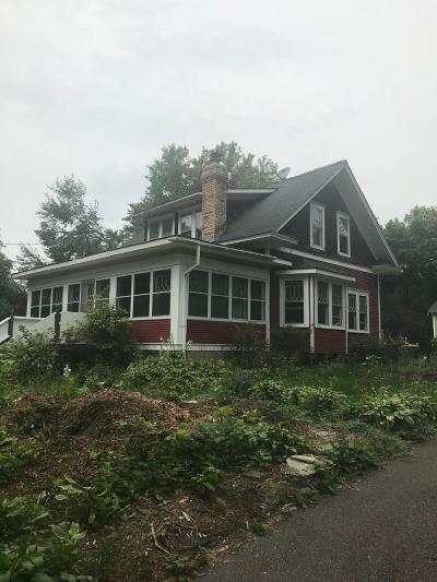 Single Family Home For Sale: 5090 Minneapolis Avenue