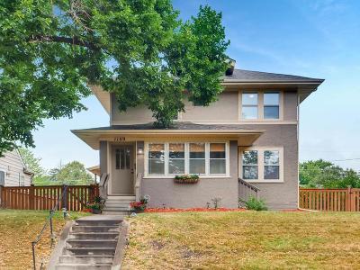 Saint Paul Single Family Home For Sale: 1159 Palace Avenue