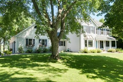 Lino Lakes Single Family Home For Sale: 6185 Partridge Court