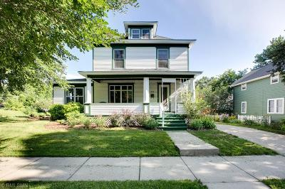 Hastings Single Family Home For Sale: 224 6th Street W
