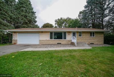 Shoreview Single Family Home For Sale: 4336 Victoria Street N