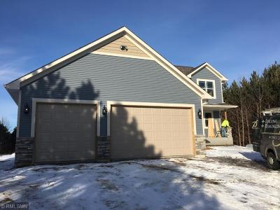 Nisswa Single Family Home For Sale: Xxx Tract A County Road 4 Road
