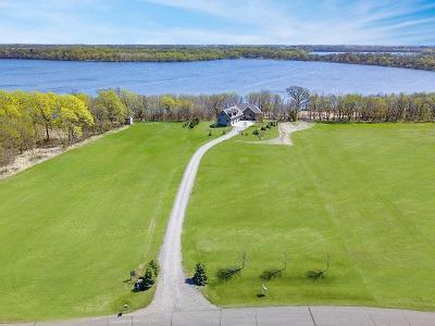 Howard Lake Single Family Home For Sale: 9146 Huber Avenue SW