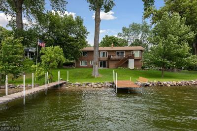 Minnetrista Single Family Home For Sale: 3390 Hardscrabble Road N