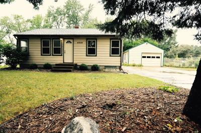 White Bear Lake Single Family Home For Sale: 4909 Woodcrest Road