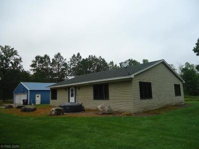 Mora Single Family Home For Sale: 32452 Highway 47