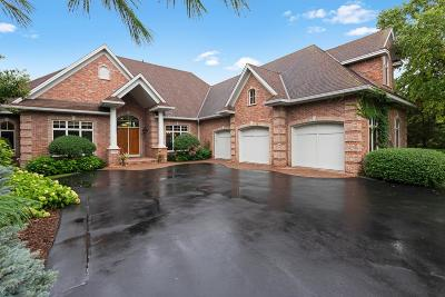 Eden Prairie Single Family Home For Sale: 8729 Wynstone Pass
