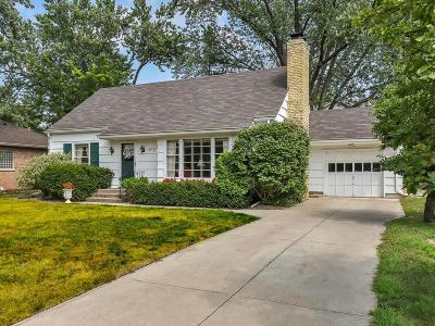 Edina Single Family Home For Sale: 5721 Abbott Avenue S