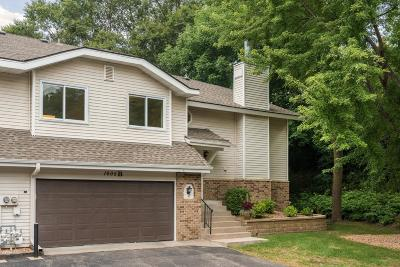 Eagan Condo/Townhouse For Sale: 1605 Clemson Drive #B