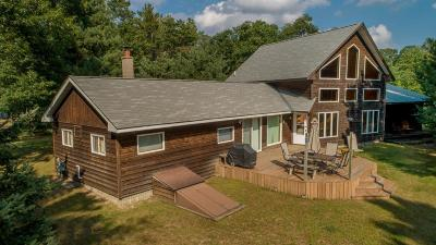 Pequot Lakes Single Family Home For Sale: 31649 Stewarts Bay Drive