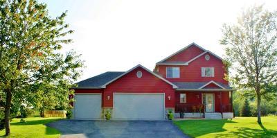 Sauk Rapids Single Family Home For Sale: 1266 Osauka Road NE