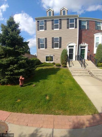 Robbinsdale Condo/Townhouse Sold: 5216 Scott Lane