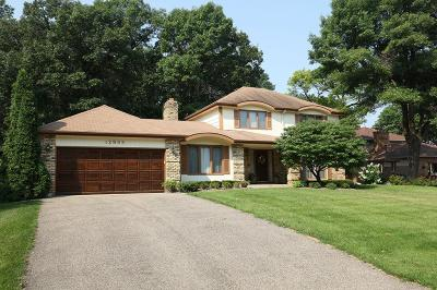 Apple Valley Single Family Home Contingent: 12953 Hamlet Avenue