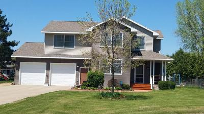 Menomonie Single Family Home For Sale: 1015 Prairie Circle