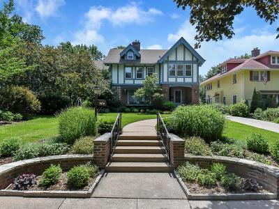 Saint Paul Single Family Home For Sale: 1978 Summit Avenue