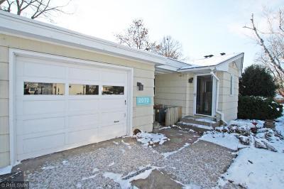 White Bear Lake Single Family Home For Sale: 2072 Cedar Avenue