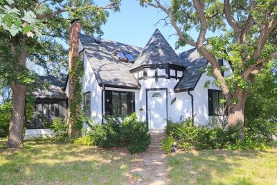 Saint Louis Park Single Family Home For Sale: 3118 Zarthan Avenue S
