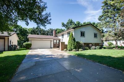 Eden Prairie Single Family Home For Sale: 8686 Ridgewind Road