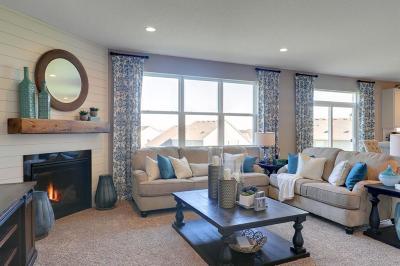 Shakopee Single Family Home For Sale: 1605 Tamarack Road